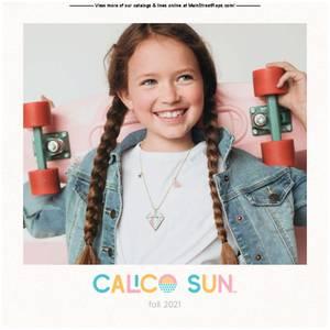 Calico Sun - Fall 2021