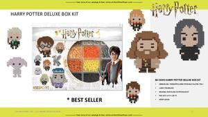 Perler - Harry Potter