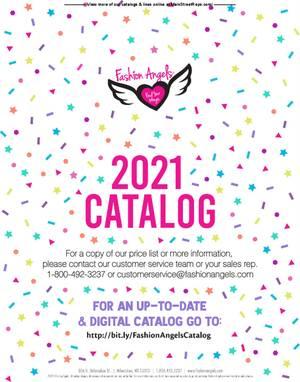 Fashion Angels - 2021 August