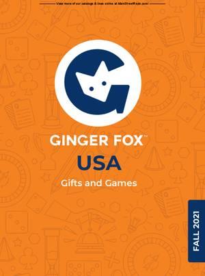 Ginger Fox - Fall 2021