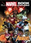 Marvel Book Preview - Sept-Dec 2018