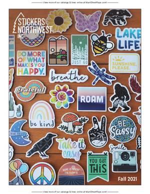 Stickers Northwest - Fall 2021
