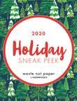 Waste Not Paper - 2020 Holiday Sneak Peek